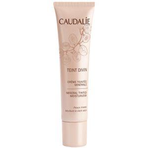 Caudalie Teint Divin Tinted Moistur.Dark Skin 30ml