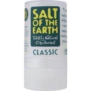Crystal Spring Salt Of The Earth Deodorant Φυσικό Αποσμητικό Από Κρύσταλλο Ιμαλαΐων 90gr