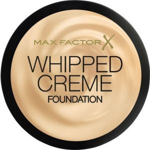 Max Factor Whipped Creme Foundation 65 Rose Beige 18ml