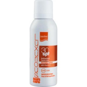 Intermed Luxurious Sun Care Antioxidant Sunscreen Invisible Spray Spf30 100ml