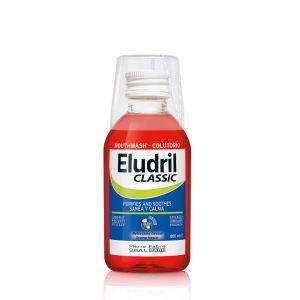 Eludril Classic Στοματικό Διάλυμα 200ml