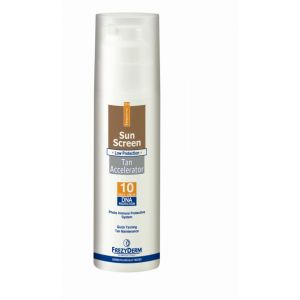 Frezyderm Sunscreen Tan Accelerator Spf 10 150 ml