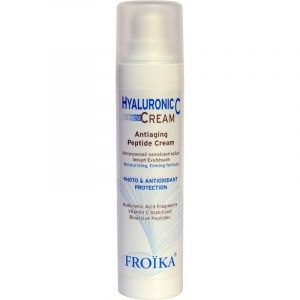 Froika Hyaluronic C Micro Cream Αντιγηραντική Πεπτιδιακή Κρέμα Με Ενυδατική Και Συσφικτική Δράση 40ml