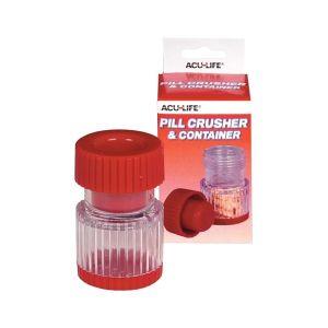 Acu-Life Pill Crusher Θρυμματιστής Χαπιών Και Δοχείο Αποθήκευσης 1τμχ