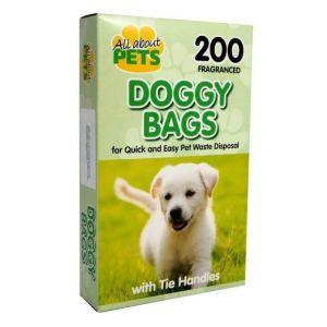 All About Pets Σακούλες Περισυλλογής Περιττωμάτων Σκύλων 200τμχ