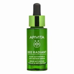 Apivita Bee Radiant Serum Ορός Ενεργοποίησης Λάμψης Για Ξεκούραστη Όψη 30ml