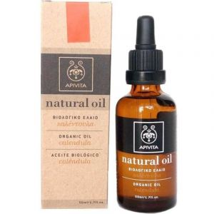 Apivita Bio Natural Oil Φυτικό Έλαιο Καλέντουλα 50ml