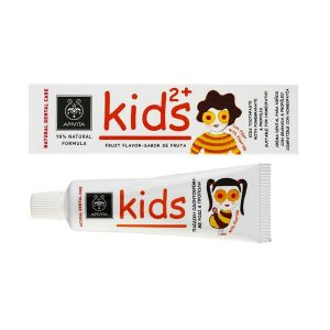 Apivita Οδοντόκρεμα Kids2+ Ρόδι & Πρόπολη 50ml