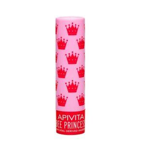 Apivita Lip Care Bee Princess Eco-Bio Με Βερίκοκο + Mέλι 4.4g