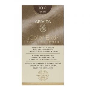 Apivita My Color Elixir Βαφή Μαλλιών No 10.0 Κατάξανθο