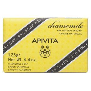 Apivita Natural Soap Χαμομήλι 125 gr