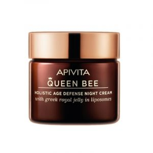 Apivita Queen Bee Κρέμα Νύχτας Ολιστικής Αντιγήρανσης 50ml | Dpharmacy.gr