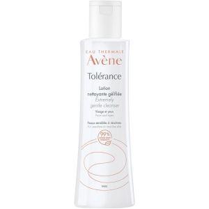 Avene Tolerance Lotion Nettoyante Gelifiee Λοσιόν Καθαρισμού Μακιγιάζ Για Αντιδραστικό Ευαίσθητο Δέρμα 200ml