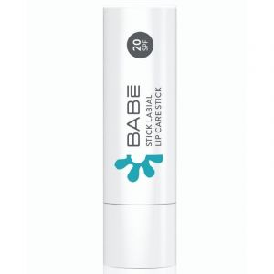 Babe Facial Essentials Lip Care Stick Spf20 Ενυδάτωση & Προστασία Χειλιών 4Gr