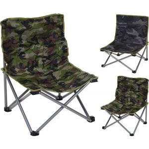 Benson Πτυσσόμενη Καρέκλα Για Κάμπινγκ 1τμχ
