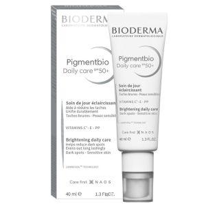 Bioderma Pigmentbio Κρέμα γιαΦωτεινότητα & Λείανση Spf50+ 40ml