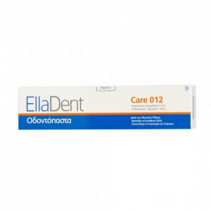 Elladent Care 012 Οδοντόκρεμα Κατά Της Οδοντικής Πλάκας 75ml