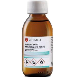 Chemco Marjoram Essential Oil Αιθέριο Έλαιο Μαντζουράνα 100ml
