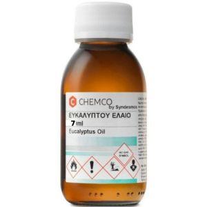 Σύνδεσμος Chemco Έλαιο Ευκαλύπτου 7ml