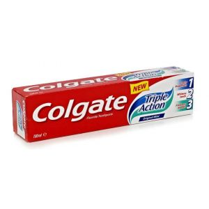 Colgate Triple Action Οδοντοκρεμα με Γευση μεντα 100ml