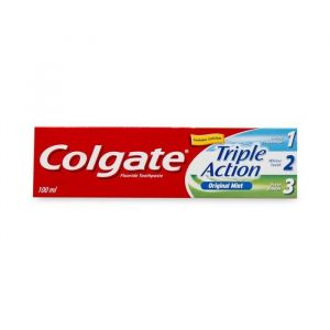Colgate Triple Action Οδοντόκρεμα 100ml