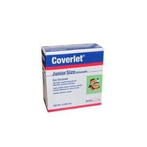 Bsn Medical Coverlet Junior Size Οφθαλμικοί Επίδεσμοι 20τμχ