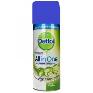 Dettol All In One Απολυμαντικό Spray Spring Waterfall 400ml