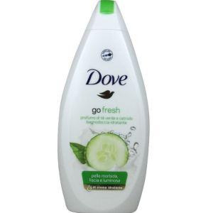Dove Go Fresh Αφρόλουτρο Αγγούρι Και Πράσινο Τσάι 500ml