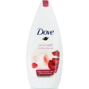 Dove Velvet Soft Αφρόλουτρο 500ml