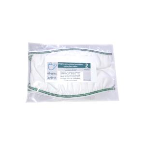 Υφασμάτινες Βαμβακερές Μάσκες Προσώπου Με Ελαστικούς Βρόγχους 2τμχ | Dpharmacy.gr