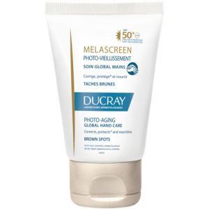 Ducray Melascreen Photo-Aging SPF50+ Κρέμα Χεριών Για Κηλίδες, Πανάδες & Θρέψη 50ml