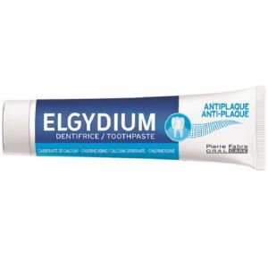 Elgydium Antiplaque Οδοντόπαστα Κατά Της Πλάκας Για Ευαίσθητα Ούλα 100ml