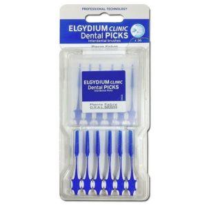 Elgydium Clinic Dental Picks Μεσοδόντια Βουρτσάκια Μιας Χρήσης 36τμχ