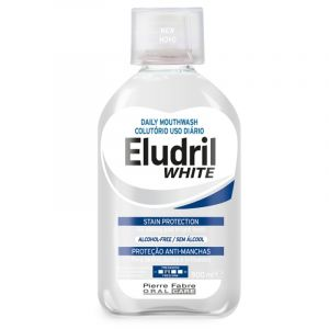 Eludril White Στοματικό Διάλυμα Για Γερά & Λαμπερά Δόντια 500ml
