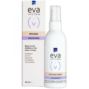 Intermed Eva Intima Mycosis Spray Κατά Του Κνησμού Για Την Ευαίσθητη Περιοχή 100ml