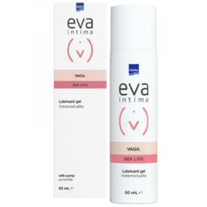 Intermed Eva Intima Vagil Sex Life Λιπαντικό Για Τη Διευκόλυνση Της Σεξουαλικής Επαφής 60ml | Dpharmacy.gr