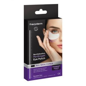 Frezyderm Revitalization Hydrogel Eye Patch 4 Τμχ