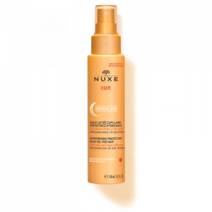 Nuxe Sun Moisturising Protective Milky Oil Ενυδατικο Προστατευτικο Γαλακτωμα γιαΤα Μαλλια 100ml
