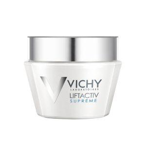 Vichy Liftactiv Supreme Αντιρυτιδική & Συσφικτική Κρέμα Για Ξηρές - Πολύ Ξηρές & Ευαίσθητες Επιδερμίδες 50ml