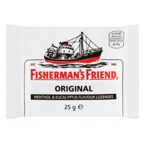 Fisherman's Friend Καραμέλες Original 25gr