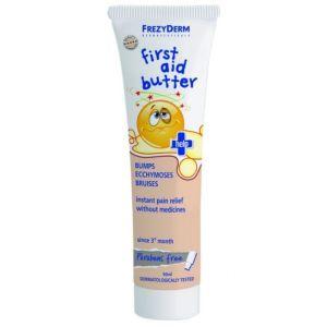 Frezyderm Baby First Aid Butter Επουλωτικό Τζελ Για Χτυπήματα, Εκχυμώσεις & Μώλωπες 50ml