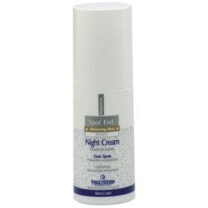 . Frezyderm Spot-End Night Cream Κρέμα Νυκτός Για Πανάδες 50ml