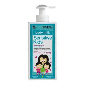 Frezyderm Sensitive KidS Body Milk+Family 200ml