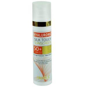 Froika Hyaluronic Silk Touch Αντιηλιακή Κρέμα Προσώπου Spf50+ 40ml