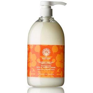Garden Αναζωογονητικό Αρωματικό Αφρόλουτρο Vanilla & Indian Cress 1L