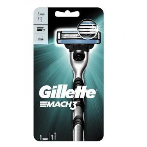 Gillette Mach 3 Ανδρική Ξυριστική Μηχανή & 1 Ανταλλακτικό