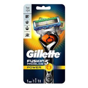 Gillette Fusion Proglide 5 Power Ξυριστική Μηχανή & 1 Ανταλλακτική Λεπίδα