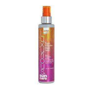 Intermed Luxurious Sun Care Αντηλιακό Spray Προστασίας Μαλλιών 200 ml