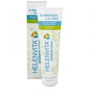 Helenvita Panthenol Cream 5% Panthenol 5% Urea Κρέμα Για Ευαίσθητες Σε Ερεθισμούς Επιδερμίδες 150ml