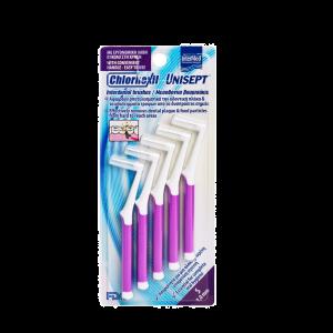 Intermed Chlorhexil Interdental Brushes S 1,0mm Μεσοδόντια Βουρτσόκια 5 Τμχ